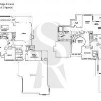 Newport Coast Ocean Ridge Estates C Plan 6 - 5686 sf