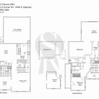 Tiburon - E Plan 3 Corner Lot - 1944 sf